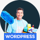 Make Clean - Cleaning Company WordPress Theme Nulled