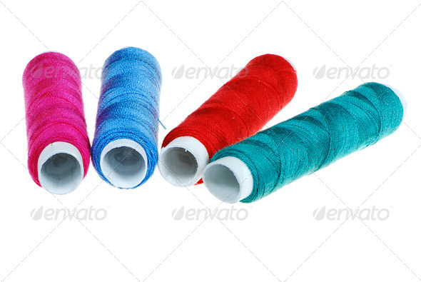 Bobbins - Stock Photo - Images