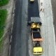 Road Construction Workers With Paving Machine - VideoHive Item for Sale