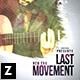 Last Movement Event Flyer - GraphicRiver Item for Sale