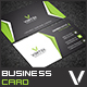 Cool Corporate Business Card - GraphicRiver Item for Sale