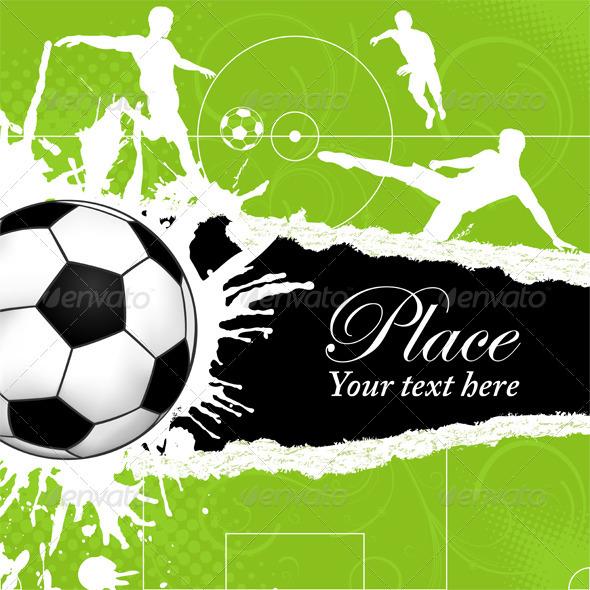 Soccer Ball theme - Sports/Activity Conceptual