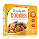 Cookies Packaging Template - GraphicRiver Item for Sale