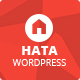 HATA: Responsive Modern Real Estate WordPress Theme Nulled