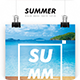 Summer Beach House Party Flyer - GraphicRiver Item for Sale
