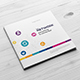 Haweya Colorful Square Brochure  - GraphicRiver Item for Sale