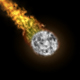 Exploding Comet Transition - VideoHive Item for Sale