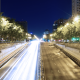 City Street Light Streaks - VideoHive Item for Sale
