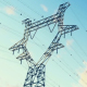Powerlines - Desert - VideoHive Item for Sale