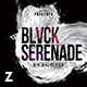 Blvck Serenade Event Flyer - GraphicRiver Item for Sale