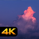 Beautiful Colored Clouds at Sunrise - VideoHive Item for Sale