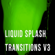Liquid Splash Transition v3 - VideoHive Item for Sale