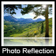 Photo Reflection - GraphicRiver Item for Sale