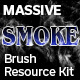 Massive Smoke Brushes Resource Kit - GraphicRiver Item for Sale