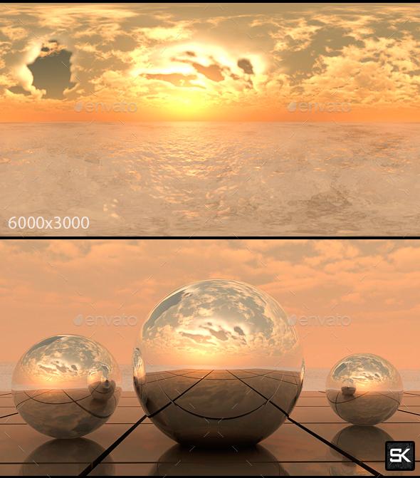 Sky 21 - 3DOcean Item for Sale