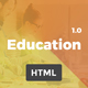 Education - Education Learning Theme For Education Courses School HTML - ThemeForest Item for Sale