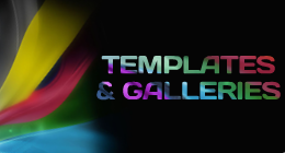 Templates and Galleries