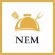 Joomla Restaurant Template - NEM Nulled