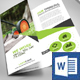 Garden Lawn Care Trifold Brochure - GraphicRiver Item for Sale