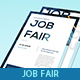 Job Fair Flyer - GraphicRiver Item for Sale