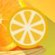 Orange Sunrise - VideoHive Item for Sale