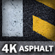4K Asphalt - 3DOcean Item for Sale