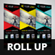 Business Roll up v10 - GraphicRiver Item for Sale