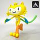 Vinicius Rio 2016 Olympic Games Mascot