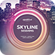 Skyline Sessions Flyer - GraphicRiver Item for Sale