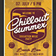 ChillOut Summer Poster/Flyer - GraphicRiver Item for Sale