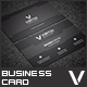 Blackish Corporate Business Card - GraphicRiver Item for Sale
