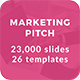 Marketing Pitch Deck Google Slides Template - GraphicRiver Item for Sale