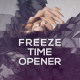 Freeze Time Opener - Slideshow - VideoHive Item for Sale