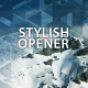 Stylish Opener - Slideshow - VideoHive Item for Sale