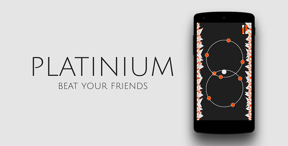 PLATINIUM | An Addictive Android Game - CodeCanyon Item for Sale