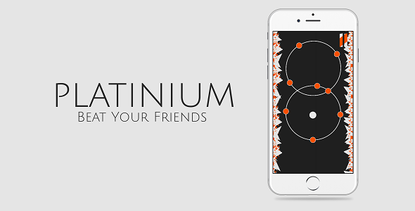 PLATINIUM | An Addictive Game IOS - CodeCanyon Item for Sale