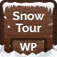 Snow Tour - Wordpress Winter Travel/Tour Theme - ThemeForest Item for Sale
