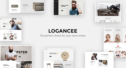 E-Commerce Theme