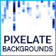 Pixelate Backgrounds