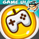 Cartoon Game UI Pack 07 - GraphicRiver Item for Sale