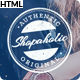 Shopaholic - Responsive Multipurpose eCommerce HTML5 Template Nulled