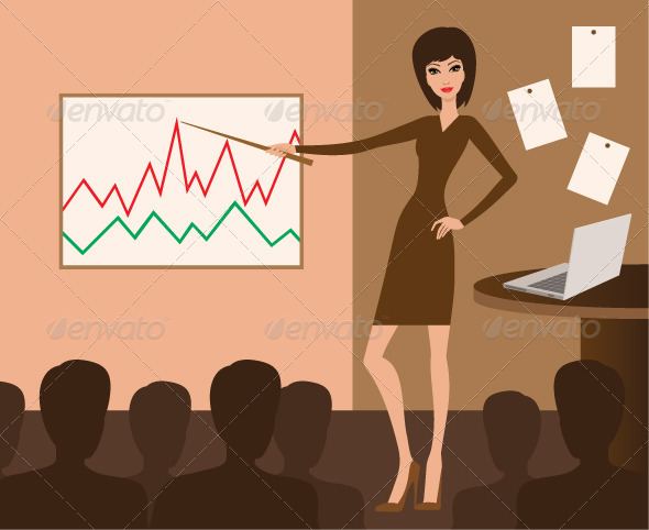 Business Meeting - Business Conceptual