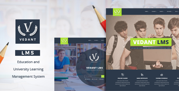 Vedant – A Complete Learning Management System