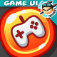 Cartoon Game Ui Pack 09 - GraphicRiver Item for Sale