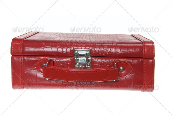 Vanity Case - Stock Photo - Images