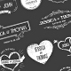 30 Wedding / Save the Date Titles - GraphicRiver Item for Sale