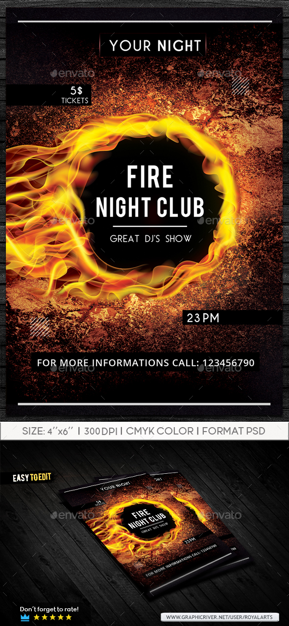 Fire Night Club - Clubs & Parties Events