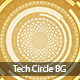 Tech Circle Backgrounds - GraphicRiver Item for Sale