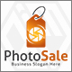 Photo Sale - Camera Store Logo - GraphicRiver Item for Sale