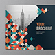 Cool Colorful Squares Brochure - GraphicRiver Item for Sale